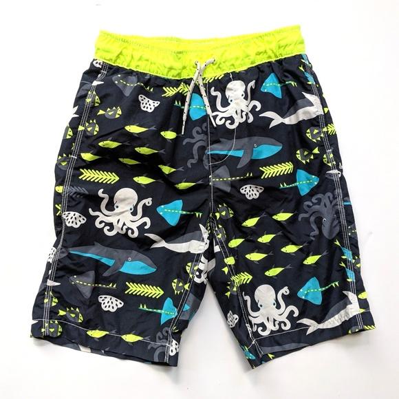9c25ed1729 GAP Other - Gap Kids Boys Swim Trunks Swimsuit Shorts Ocean
